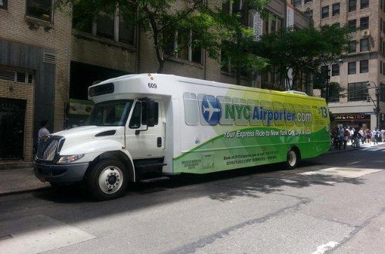 NYC Airport Express Bus to Manhattan