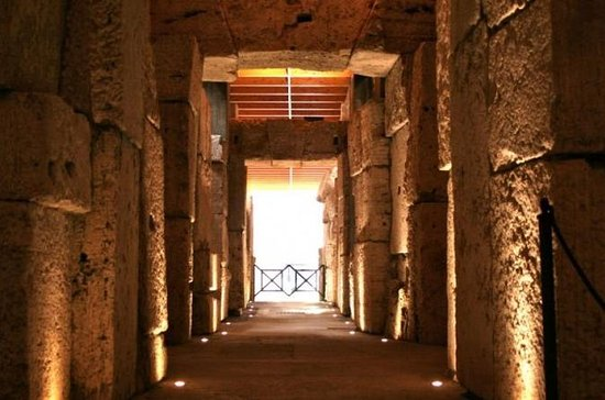 Colosseum Underground Tour, Third Tier, Roman Forum & Palatine Hill