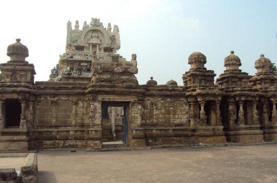 Day Trip to Kanchipuram Temple City...