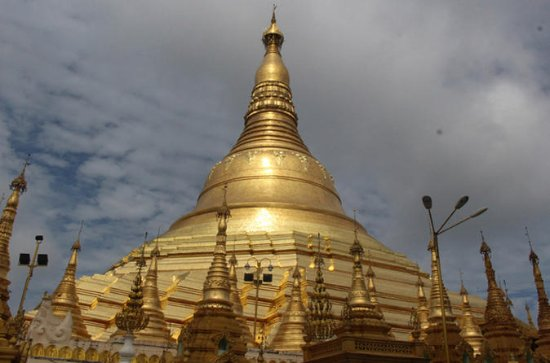 8 Days Glimpses of Myanmar