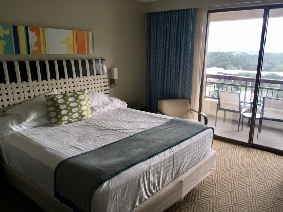 Bay Lake Tower at Disney's Contemporary Resort: A few pictures from the resort