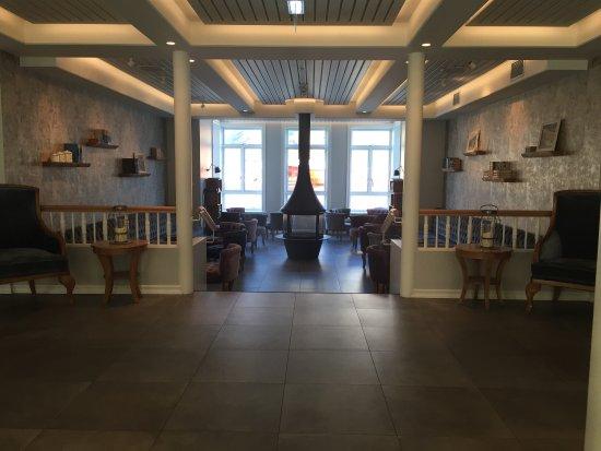 Siglufjordur, Iceland: Siglo Hotel