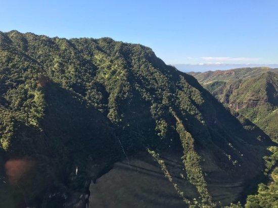 Blue Hawaiian Helicopters - Kauai: Fantastic views