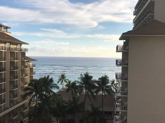 Picture of embassy suites by hilton waikiki for Plural of balcony