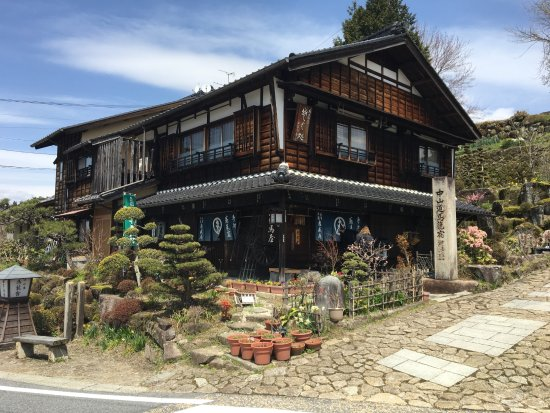 Nakatsugawa, Jepang: Magome-juku