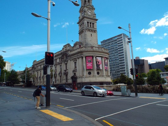 Auckland Town Hall: Town Hall