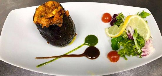 Bombay Spice: Baigan Barwa