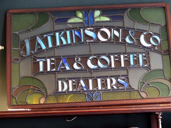 Atkinsons Coffee Shop Lancaster