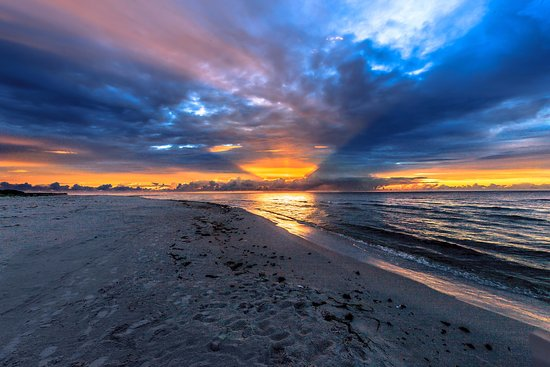 Dueodde, Bornholm, Denmark, beautiful beach, super seascape