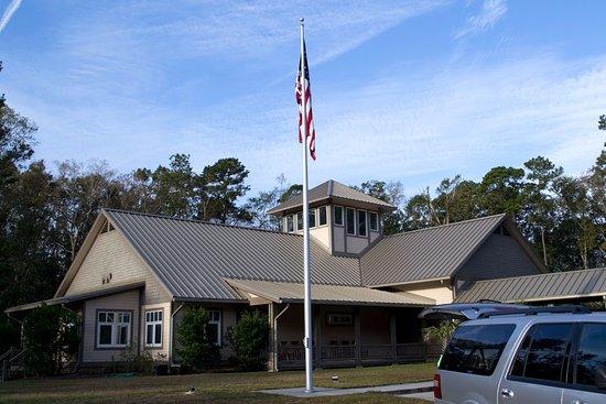 Hardeeville, SC: Visitor center