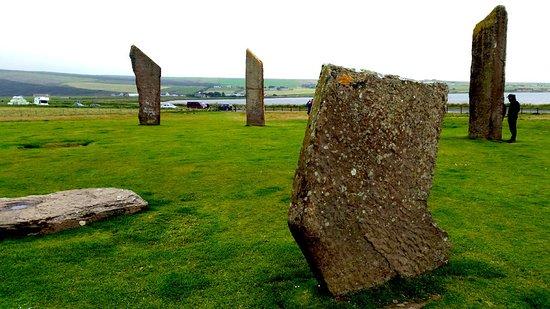 Stenness, UK: stones