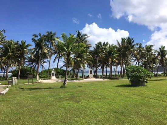 Asan, หมู่เกาะมาเรียนา: 隣接する公園