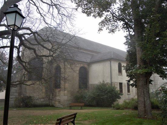Église Saint Wandrille