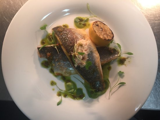 The Heron Inn: Some of dishes you will find at The Heron.