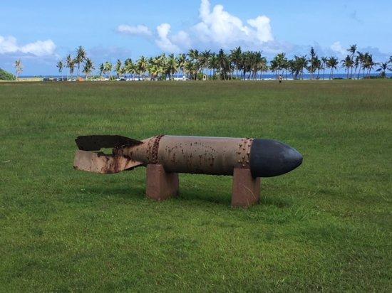 Asan, หมู่เกาะมาเรียนา: 展示物2
