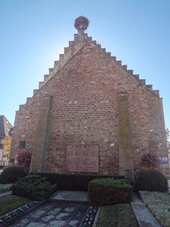 Ostheim-Mur des Cigognes (vue d'ensemble)