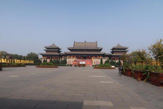 Hongdong County, China: Site