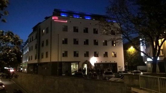 Hotel Cristall: отель