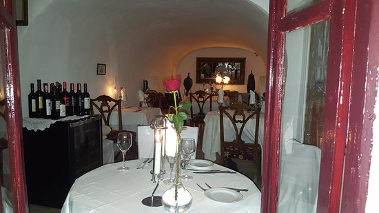 Ambrosia Restaurant: dentro del restaurant