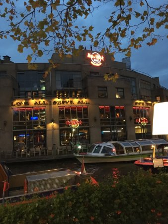 Hard Rock Cafe Amsterdam Tripadvisor