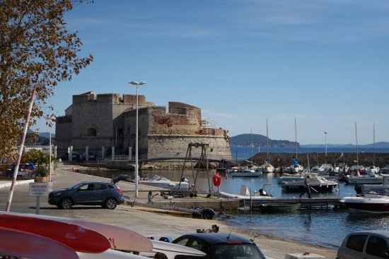 Fort Saint Louis Picture Of Port Saint Louis Du Mourillon Toulon