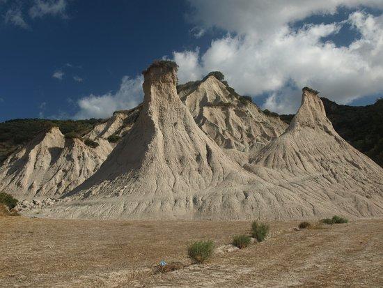 Kissamos, Grækenland: W szczerym polu taka... Kapadocja