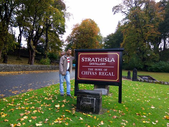 Keith, UK: Welcome to Strathisla !