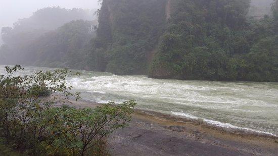 Dujiangyan, Kina: Rapids