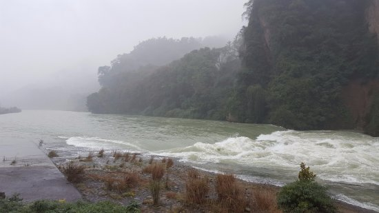 Dujiangyan, China: Rapids