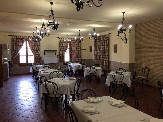 El Real de la Jara, Spagna: Comedor