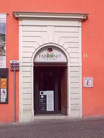 Tourist Information Office, Fabriano