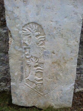 Durrow Grave slab