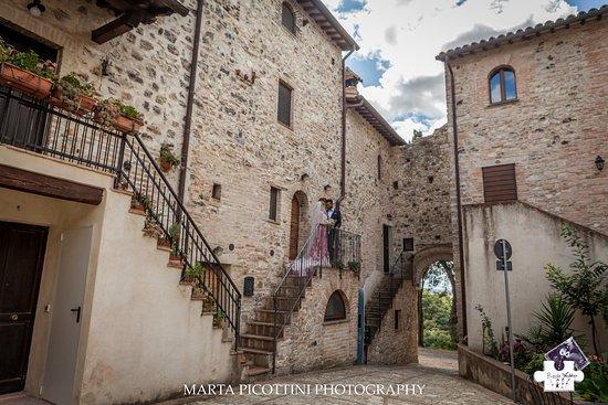 Todi, Italy: il borgo