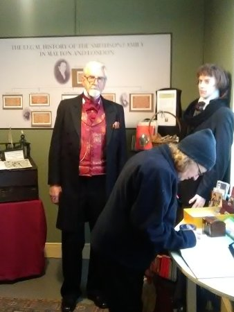 Scrooge and Marley Counting House Museum