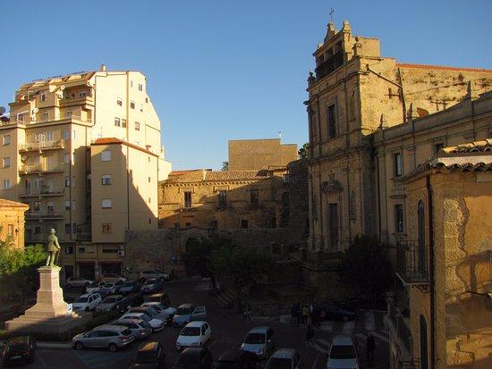 Hotel Sicilia: View