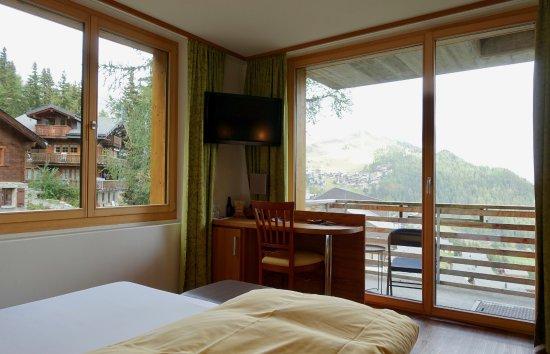 Hotel Waldhaus: Bettmeralp-Blick Room