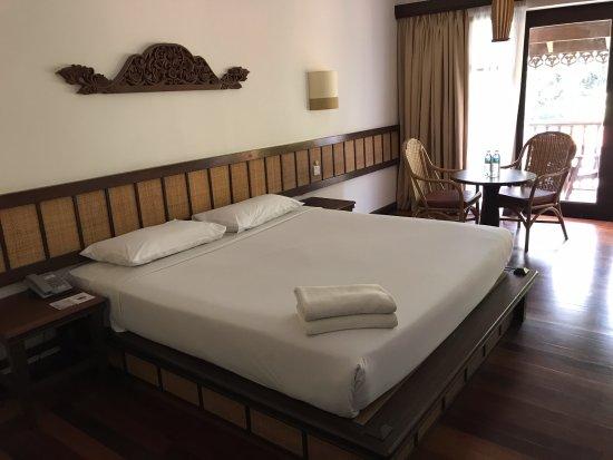 Laguna Redang Island Resort: Deluxe garden view room