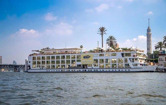 Travel2cairo Nile Dinner Cruise