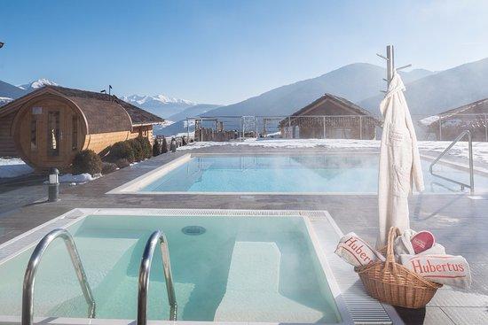 Alpin panorama hotel hubertus valdaora sorafurcia prezzi 2017 e recensioni - Piscina panoramica valdaora ...