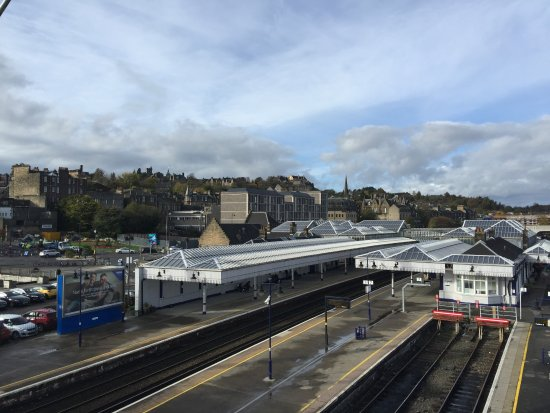 Scotrail Stirling Railway Station