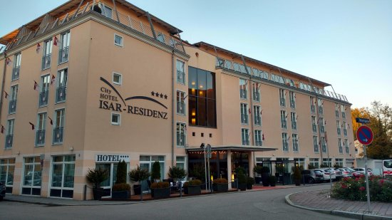 City Hotel Isar-Residenz Photo