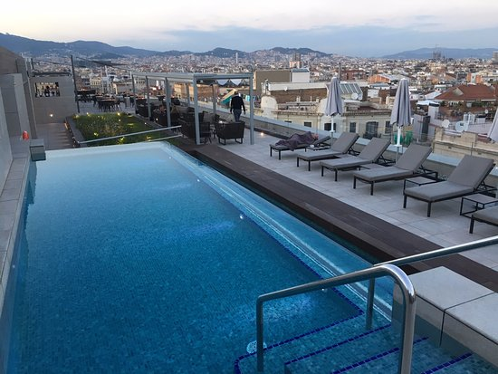 Cheap Hotels In Barcelona Center