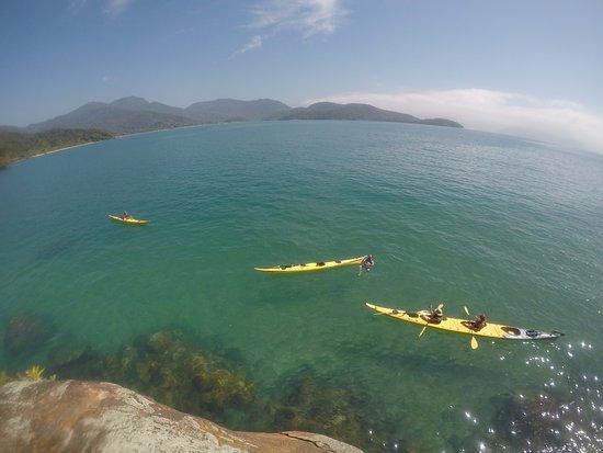 Kayak Ilha Grande