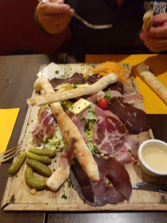 Bretigny-sur-Orge, Francja: Planche italienne