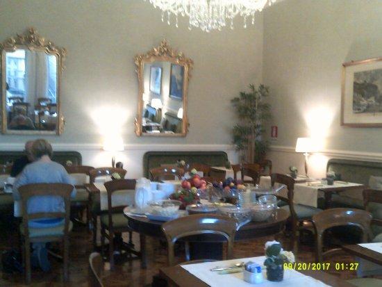 Hotel Pendini : Hotel Breakfast area