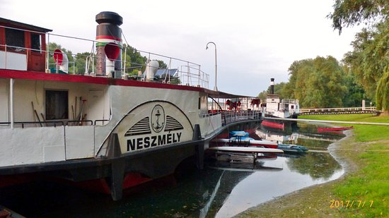Neszmely Boat Museum