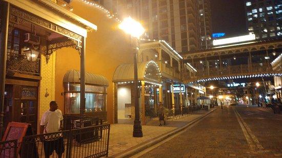 Church St Station Orlando Restaurants