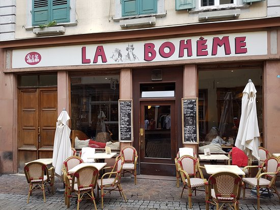 la boheme heidelberg restaurant bewertungen telefonnummer fotos tripadvisor. Black Bedroom Furniture Sets. Home Design Ideas