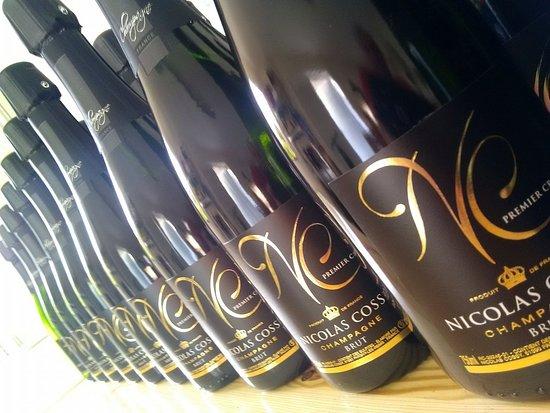 Champagne Nicolas Cossy
