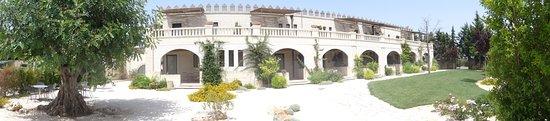 Salice Salentino, Italie: Castello Monaci - Alloggi